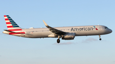 N167AN - Airbus A321-231 - American Airlines