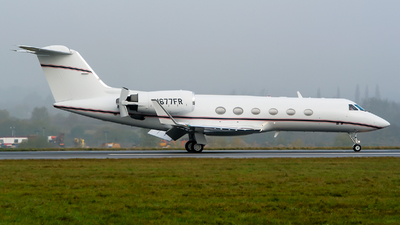 N677FR - Gulfstream G-IV - Private