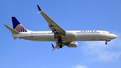 N62883 - Boeing 737-924ER - United Airlines