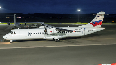A picture of SXTHR - ATR 72500 - Sky Express - © Matthias Becker