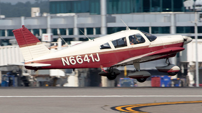 A picture of N6641J - Piper PA28180 - [285109] - © Azillion 737