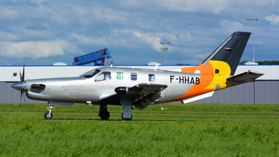 F-HHAB - Socata TBM-850 - Private