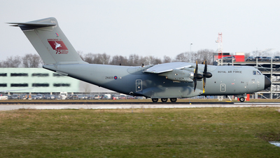 A picture of ZM409 - Airbus A400M -  - © BaszB