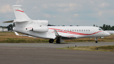 VP-CUH - Dassault Falcon 7X - VW Air Services