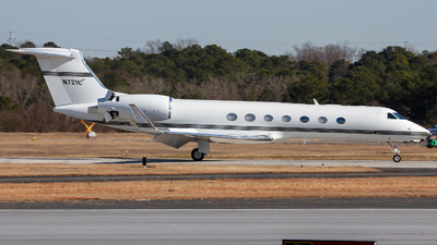 N721L - Gulfstream G550 - Private