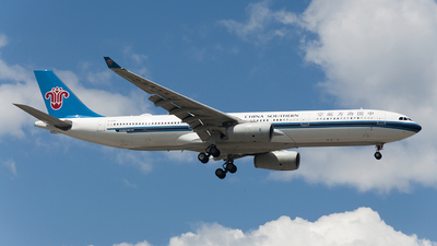 B-8361 - Airbus A330-343 - China Southern Airlines