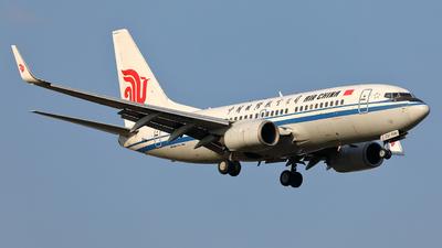 B-5201 - Boeing 737-79L - Air China