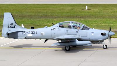 15-2021 - Embraer EMB-314 Super Tucano - United States - US Air Force (USAF)