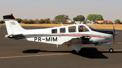 PR-MIM - Beechcraft G36 Bonanza - Private