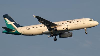 9V-SLN - Airbus A320-233 - SilkAir