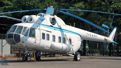 B-02 - Mil Mi-8P Hip - Untitled