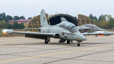 MM55074 - Aermacchi MB-339CD - Italy - Air Force