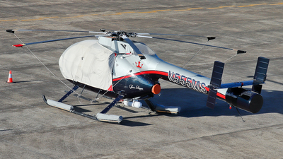 N555MS - MD Helicopters MD-600N - Private
