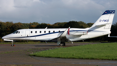 C-FMCG - Cessna 680 Citation Sovereign - Private