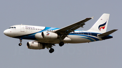 HS-PGT - Airbus A319-132 - Bangkok Airways