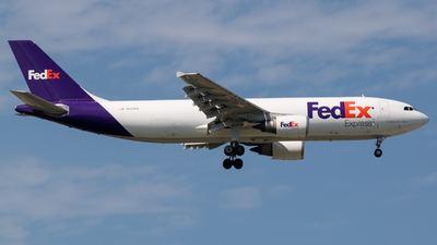 A picture of N659FE - Airbus A300F4605R - FedEx - © Positive Rate Photography