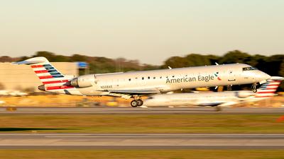 N508AE - Bombardier CRJ-701ER - American Eagle (PSA Airlines)