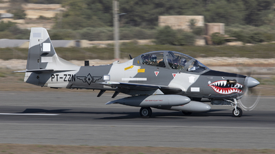 PT-ZZN - Embraer A-29B Super Tucano - Philippines - Air Force