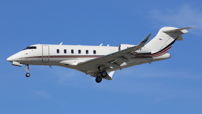 N783QS - Bombardier BD-100-1A10 Challenger 350 - NetJets Aviation