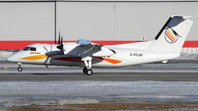 A picture of CFCJD - De Havilland Canada Dash 8100 - Air Creebec - © Daniel Lapierre Forget