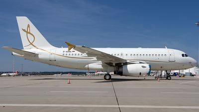 D-ADNA - Airbus A319-133X(CJ) - DC Aviation