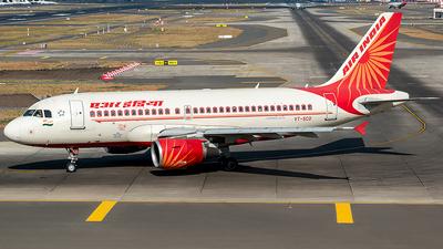 A picture of VTSCO - Airbus A319112 - Air India - © Sanskar nawani