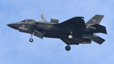 MM7451 - Lockheed Martin F-35B Lightning II - Italy - Navy