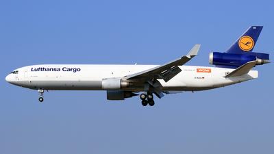 D-ALCQ - McDonnell Douglas MD-11(F) - Lufthansa Cargo