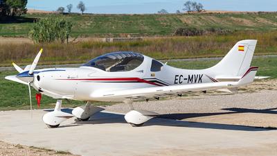 EC-MVK - AeroSpool Dynamic WT9 LSA - AirCatFly