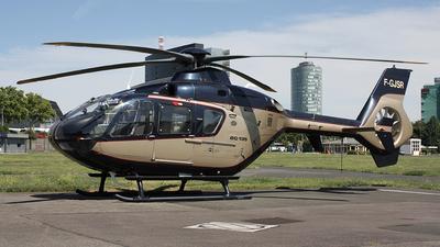 F-GJSR - Eurocopter EC 135T2 - SAF Hélicoptères - Service Aérien Français