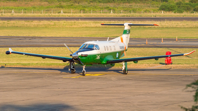 GN-812 - Pilatus PC-12/47E - Argentina - Gendarmeria