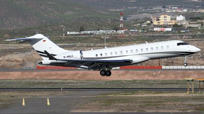 D-AMLC - Bombardier BD-700-1A10 Global 6000 - ACM Air Charter
