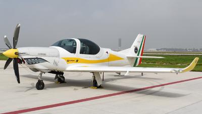6312 - Grob G120TP - Mexico - Air Force