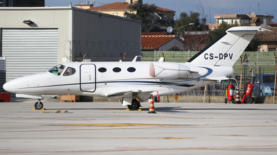 CS-DPV - Cessna 510 Citation Mustang - Private