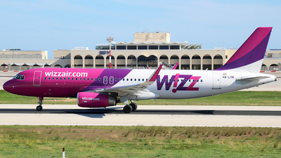 HA-LYN - Airbus A320-232 - Wizz Air