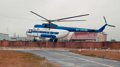 RA-25556 - Mil Mi-8T Hip - AeroBratsk