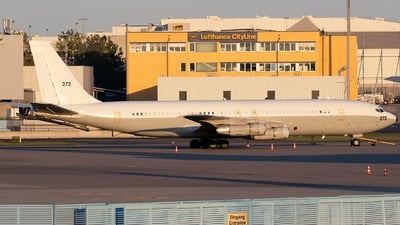 272 - Boeing 707-3J6C Re'em - Israel - Air Force