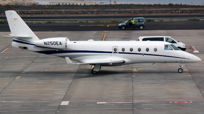N250EA - Gulfstream G150 - Private