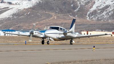 N88WW - Piper PA-39-160 Twin Comanche C/R - Private