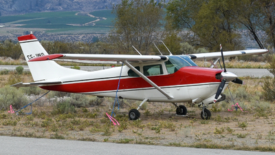 A picture of CFJWO - Cessna 210 Centurion - [57173] - © Danwashere