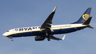 A picture of SPRSH - Boeing 7378AS - Ryanair - © Paul Spijkers