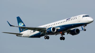 SP-LNN - Embraer 190-200IGW - LOT Polish Airlines