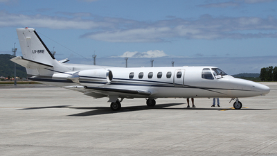 LV-BRE - Cessna 550 Citation II - Broker Air