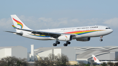 F-WWCC - Airbus A330-243 - Tibet Airlines