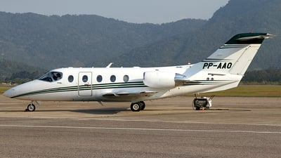 PP-AAO - Hawker Beechcraft 400XP - Private