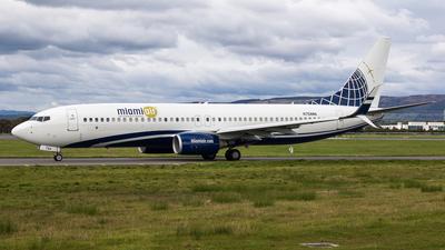 N758MA - Boeing 737-8K5 - Miami Air International