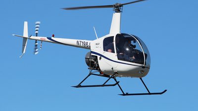 N7198J - Robinson R22 Beta - Private