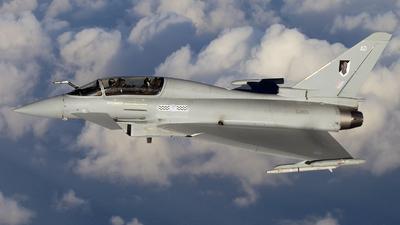 ZJ805 - Eurofighter Typhoon T.1 - United Kingdom - Royal Air Force (RAF)