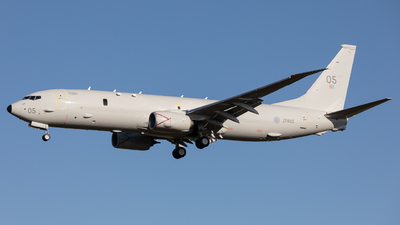 ZP805 - Boeing Poseidon MRA1 - United Kingdom - Royal Air Force (RAF)