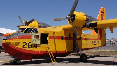 N264V - Canadair CL-215 - AeroFlite